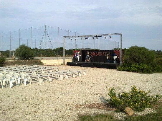 Grande Baia Resort & SPA: Area cabaret