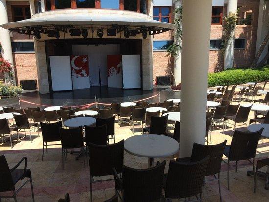 Cornelia De Luxe Resort : Amphitheater