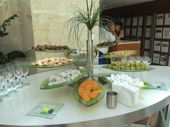 Cornelia De Luxe Resort : Welcome