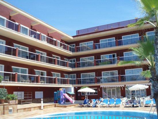 Myseahouse Neptuno: Hotel