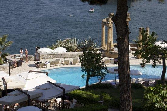 Grand Hotel Villa Igiea - MGallery by Sofitel: Piscina sul mare
