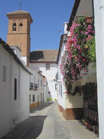 Casa Rural Las Chimeneas: The village church