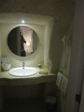Il Belvedere: bagno