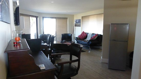 Beach Hotel Swakopmund : Wohnraum