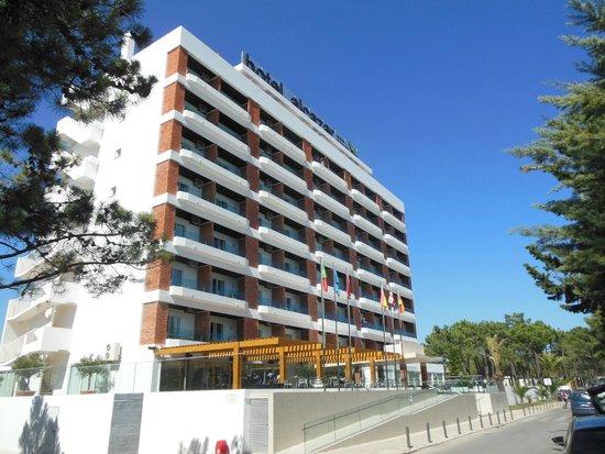 Alcazar Hotel & SPA: hotel