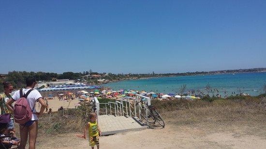 VOI Arenella resort: ecco il mare stupendo