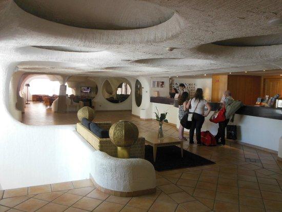 Alcazar Hotel & SPA: receptie