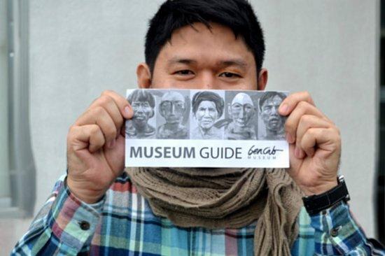 BenCab Museum: Bencab guide
