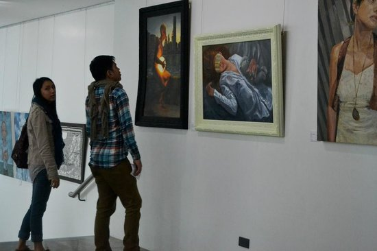 BenCab Museum: Bencab art