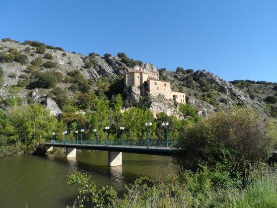 Ermita de San Saturio : San Saturio