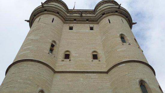 Château de Vincennes : Donjon
