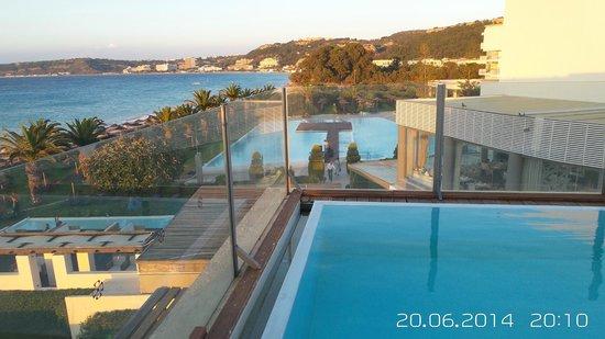 Sentido Ixian All Suites: Piscine privée sur le toit