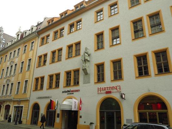 Swissotel Dresden: Hôtel