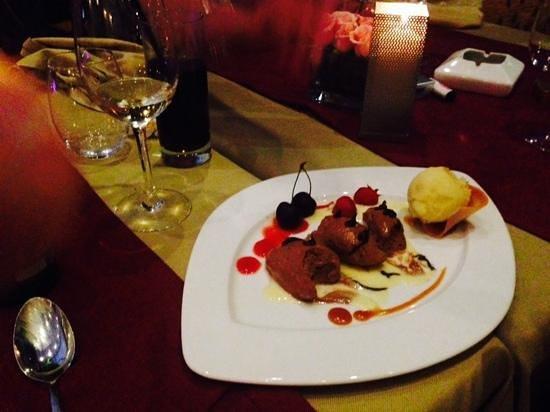 Pure Passion Restaurant : desert buitifull