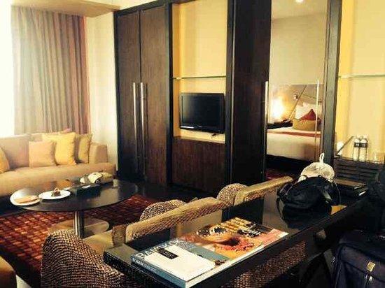 VIE Hotel Bangkok, MGallery by Sofitel : Big living room