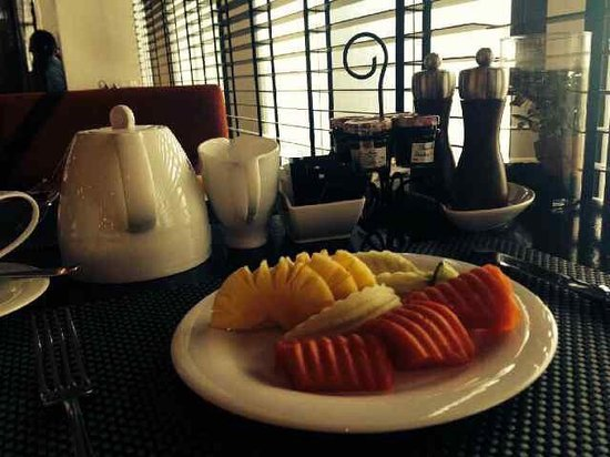 VIE Hotel Bangkok, MGallery by Sofitel : Delicious breakfast