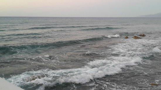 Palmera Beach Hotel : закат