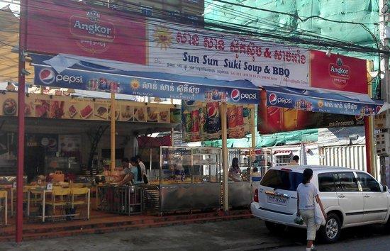 Sun Sun Suki Soup & BBQ