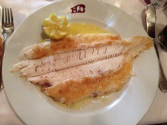 Brasserie Flo : Sole Meunière