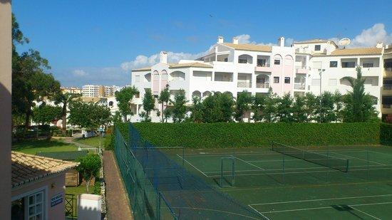 Vila Rosa Hotel: View from balcony