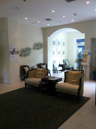 Sheraton Suites Key West: Lobby