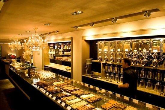 Gunther Watte chocoladeCafe