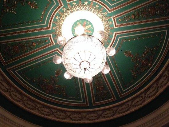 Gaiety Theatre: Techo