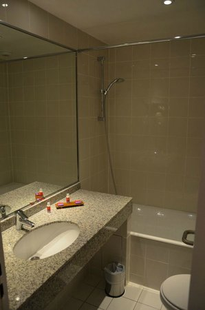 Hotel Astoria - Astotel: Bathroom