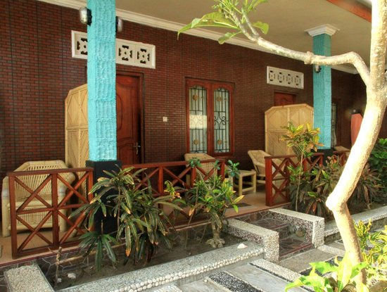 Krisna Bungalows and Restaurant: Standard Room