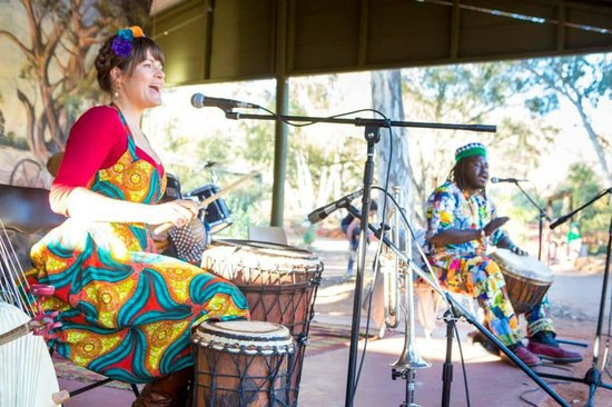 Alice Springs Courtyard Sessions