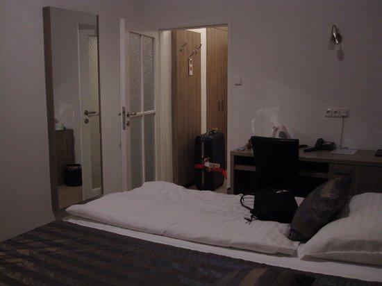 Hotel Meda - Art of Museum Kampa : room