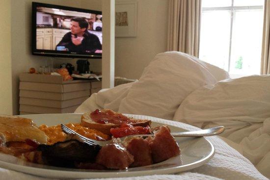 Barnsley House: In-Room Breakfast