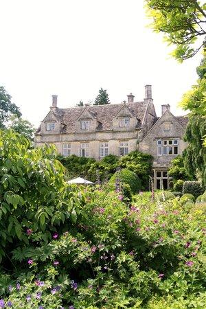 Barnsley House: Nice Gardens