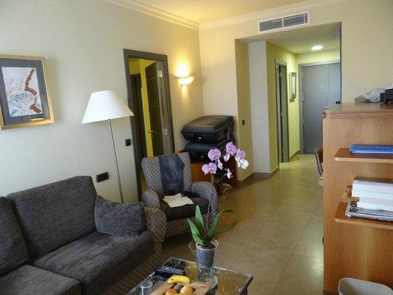 Jardines de Nivaria - Adrian Hoteles: Living