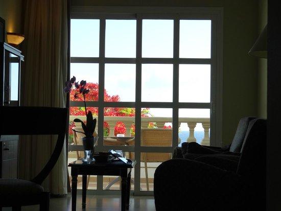 Jardines de Nivaria - Adrian Hoteles: Uitzicht