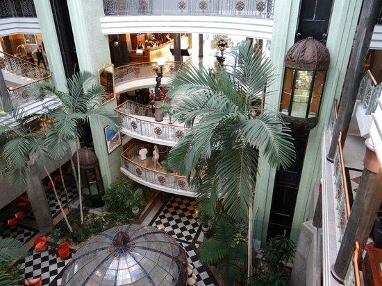 Jardines de Nivaria - Adrian Hoteles: Prachtig zicht