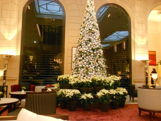 Palais Hansen Kempinski Vienna: Christmas!