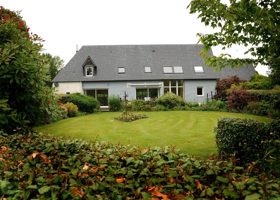 La Maison de Lavande: Well thought out gardens beautifully maintained