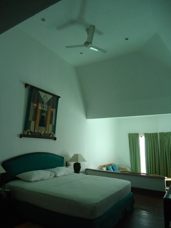Velidhu Island Resort : La chambre