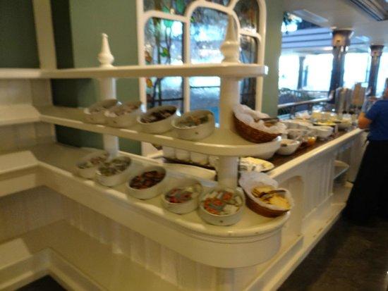 Jardines de Nivaria - Adrian Hoteles: Dessert buffet