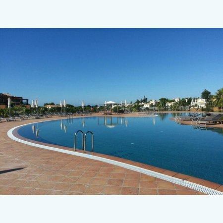 Monte Santo Resort: main pool area