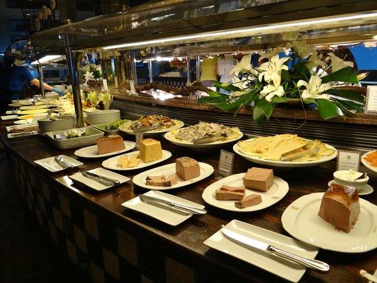 Jardines de Nivaria - Adrian Hoteles: Buffet