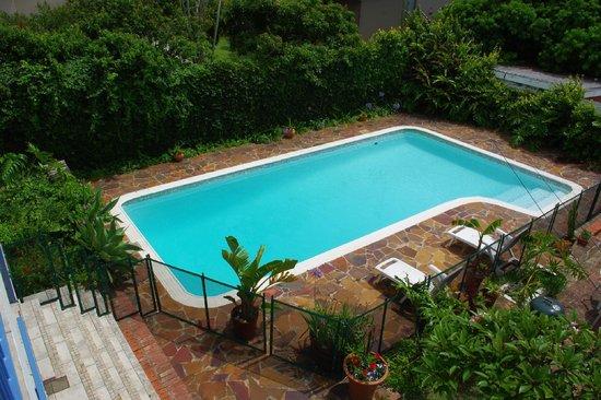 Aqua Marine Guesthouse: Pool
