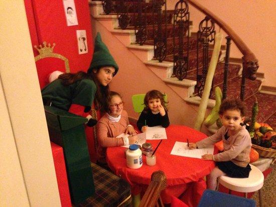 Metropole Hotel : Natale 2013 con i nostri Elfi