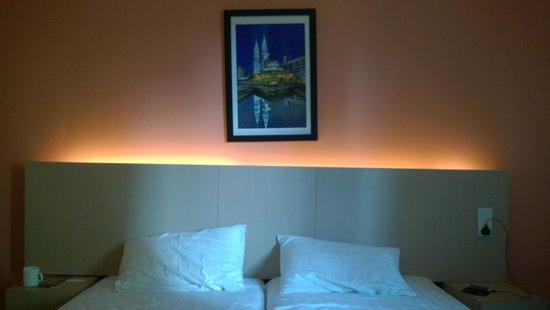 Sky Express Hotel Bukit Bintang: bedroom