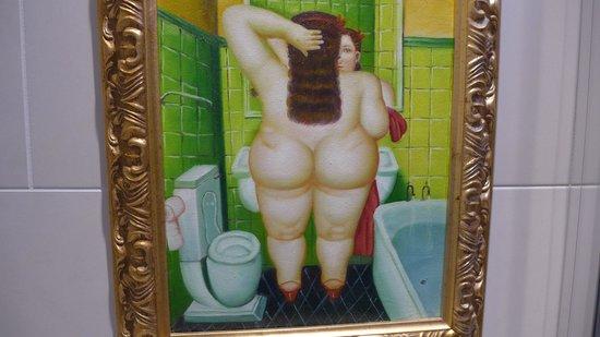 Hotel Moresco: It's a bath time...  ;)