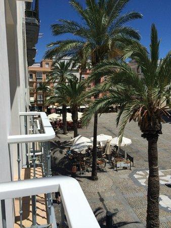 Hotel La Catedral: Room balconies