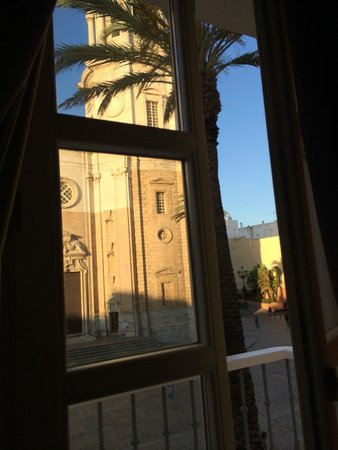Hotel La Catedral : View from my room