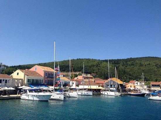 Captain Vangeli's Special Cruises: Fiscardo