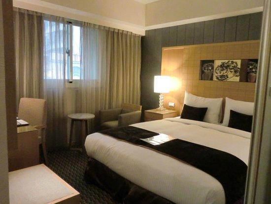 Tokyo International Hotel : 部屋